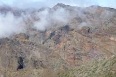 Calderablick Richtung Roque de los Muchachos