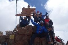 Lenana Peak, 4.985 m