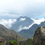 Rwenzori, Margherita Peak, Blick vom Bamwanjarapass