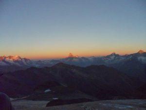 Wallis, Schweizer Alpen, Matterhorn